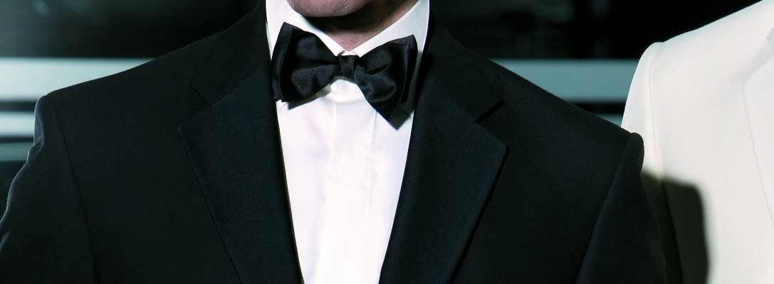 Tuxedos, Dinner Jackets & Evening wear
