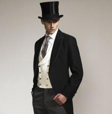 ascot top hats tangos suit hire